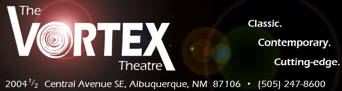 The Vortex Theatre Logo
