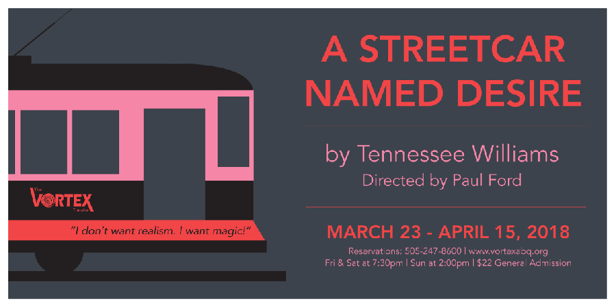Lobby poster for A Streetcar Named Desire
