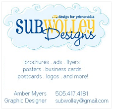 Ad for Subwolley Designs